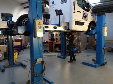 Brand new UK Technical Centre
