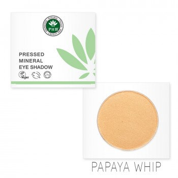 Pressed Mineral Eyeshadow - Papaya Whip