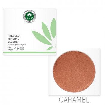 Pressed Mineral Blusher - Caramel