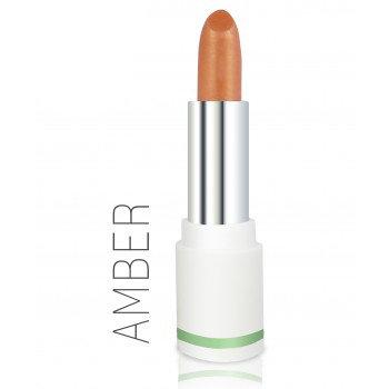 HB 100% Pure Organic Lipstick - Amber