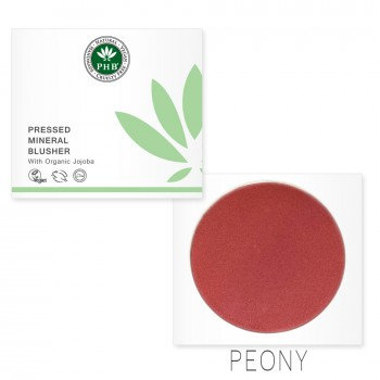 Pressed Mineral Blusher - Peony
