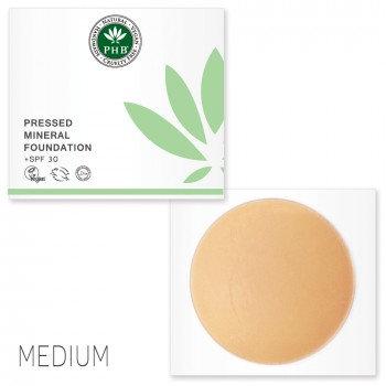 Pressed Mineral Foundation - Medium