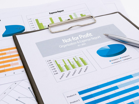 Dashboards for Not-for-Profits