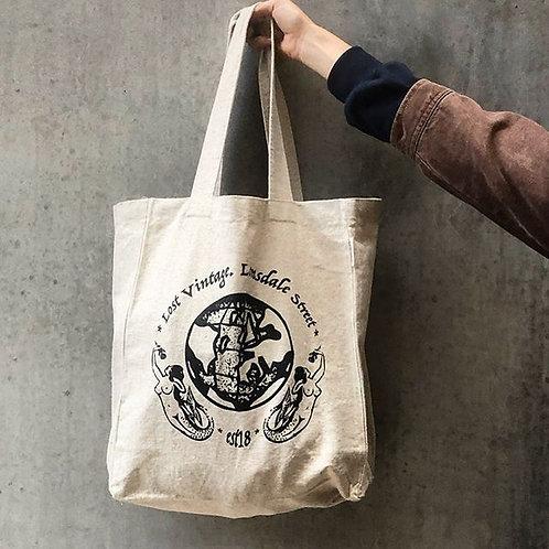 Lost Vintage Tote Bag