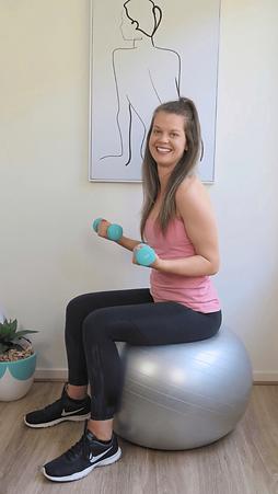 free pelvic floor core exercises workouts
