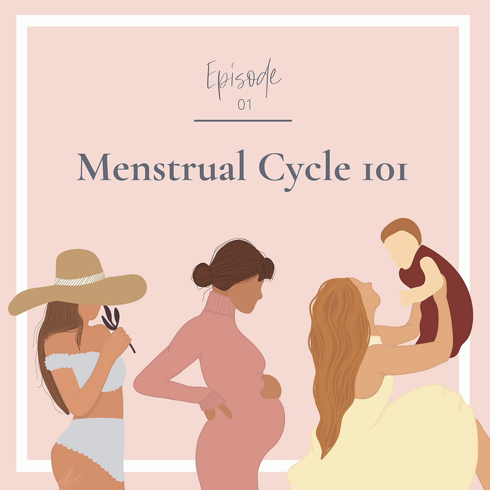 In this episode, we're going right back to the very beginning. Back to your high school health class when you first learn about periods, pregnancy and birth control. And then we going to un-learn everything you've ever been taught about your period and start from there. Are you in?