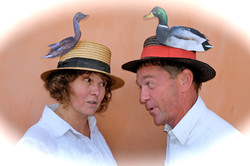 Evelyne & Bernard