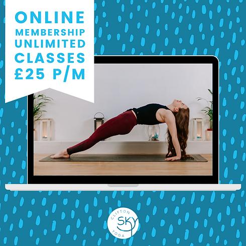 Online Yoga Classes Bristol