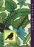 Aleutian Sparrow book cover