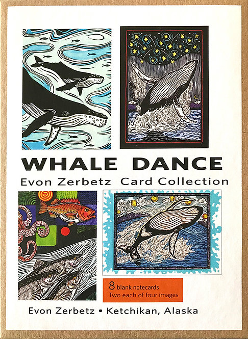 Whales   Card Collection