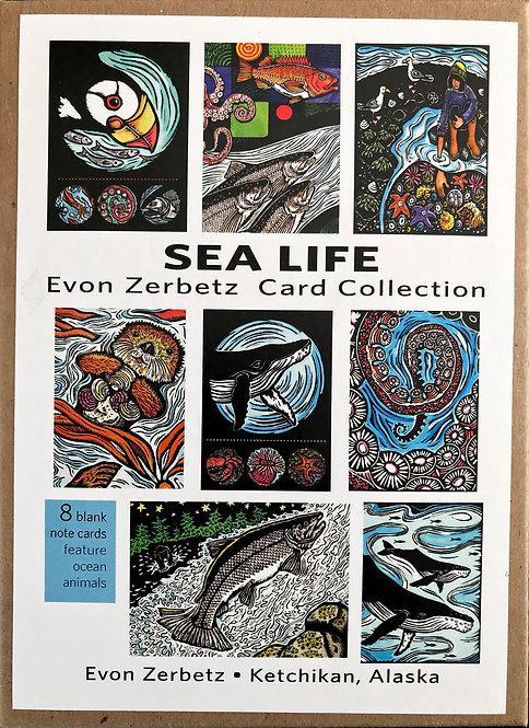 Sea Life | Card Collection