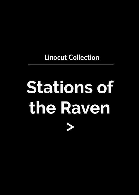 The Stations of the Raven | Portfolio