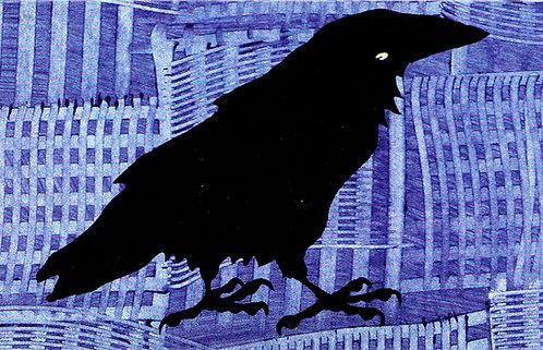 Raven Minis | enclosure cards