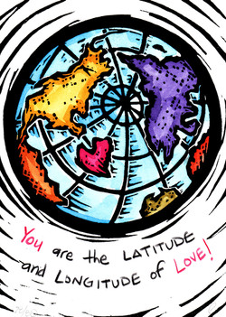 ...Longitude of love