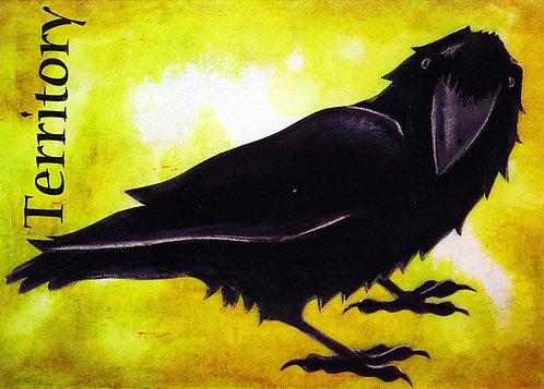 Raven's World | notecard