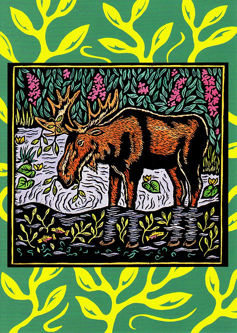 Moose | notecard