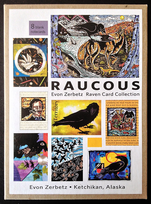 Raucous | Card Collection