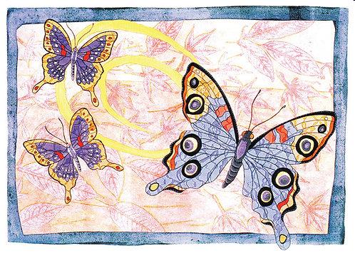 Metamorphosis: Beautiful Day | notecard