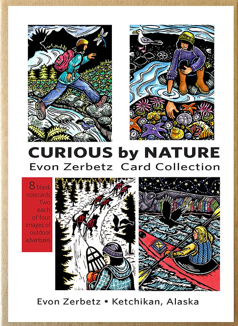 Curious by Nature | Card Collection