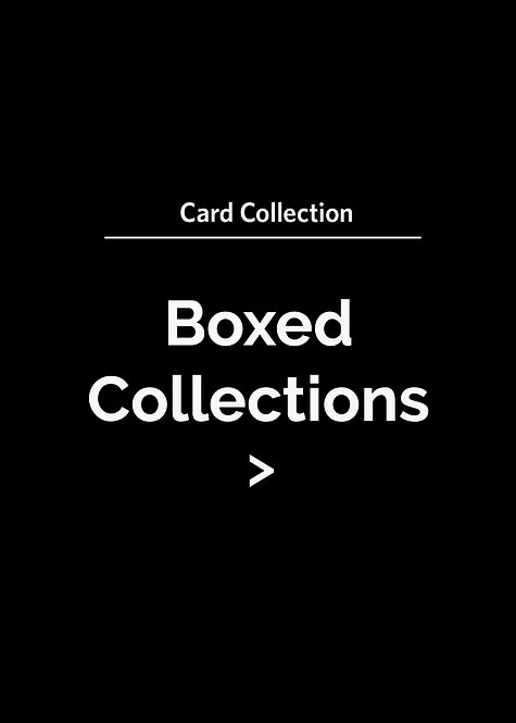 Boxed Card Collections