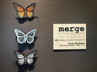 Merge Exhibit Entry