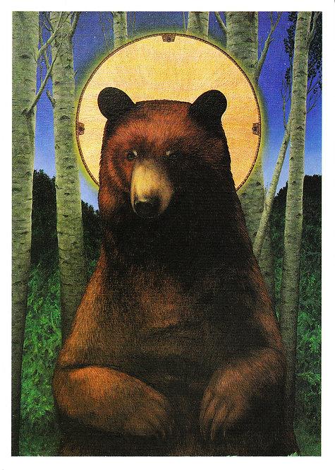 Bear Icon | notecard
