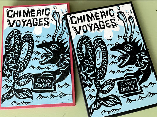 Chimeric Voyages.covers