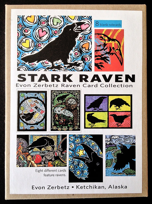 Stark Raven | Card Collection