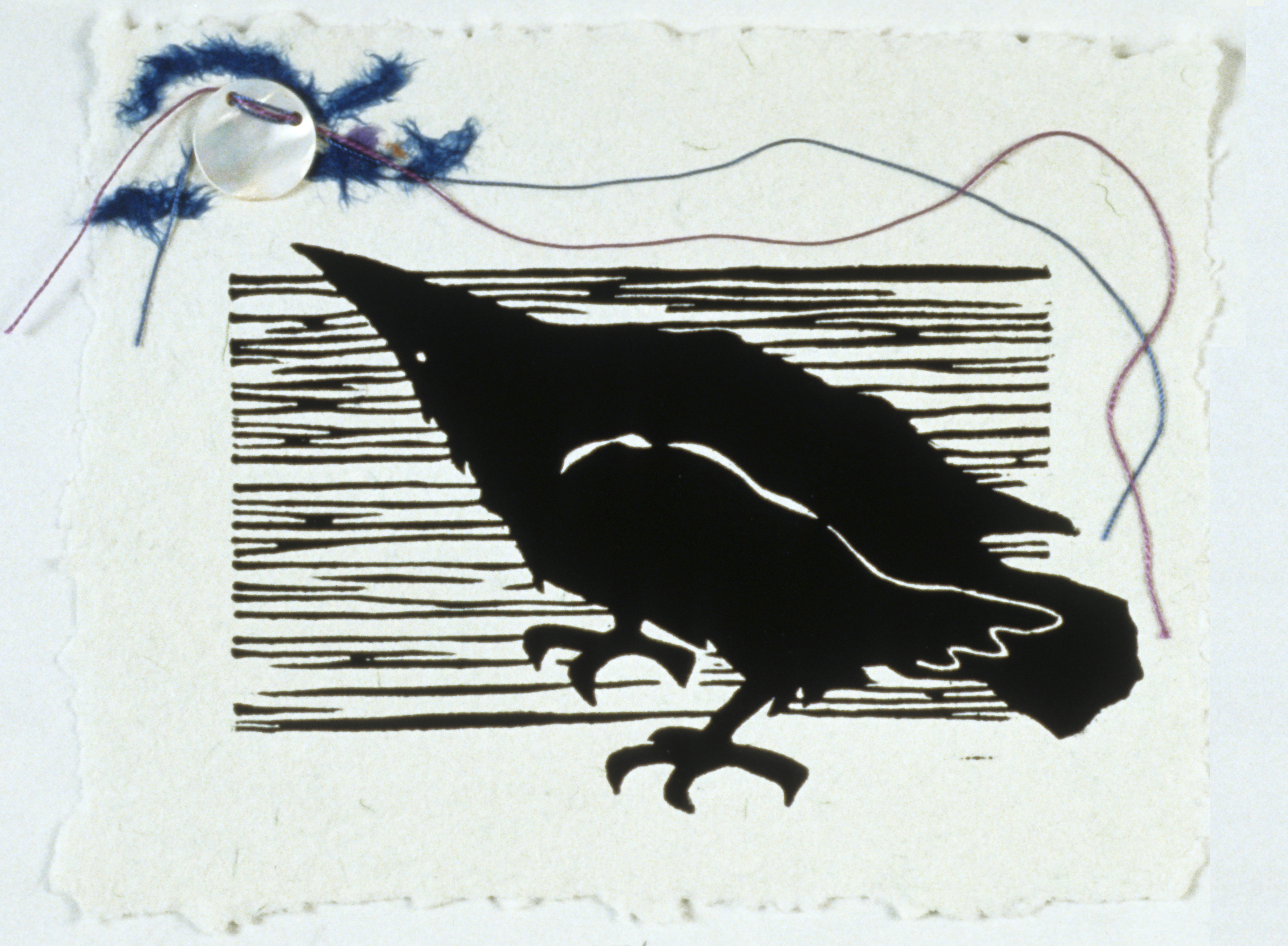 Raven to the Moon