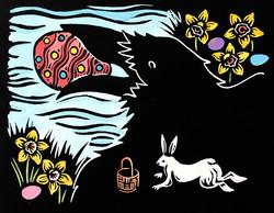 Raven's Easter Egg