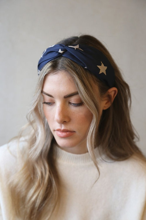 Tutti & Co. Starlight Twist Headband