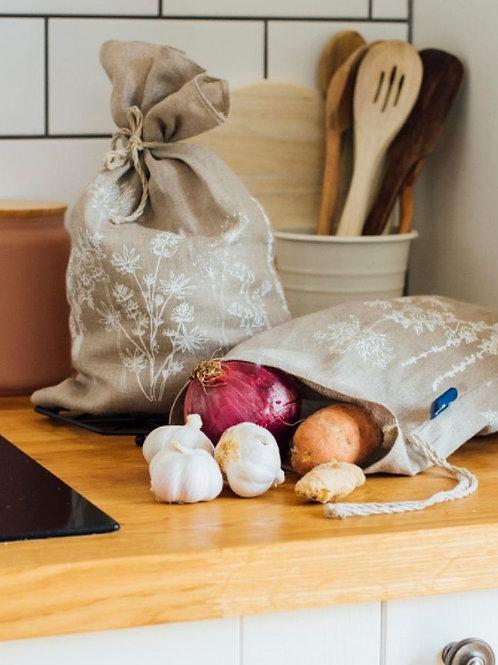 Linen Produce Bags