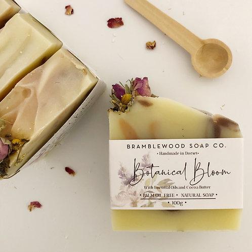 Botanical Bloom Soap