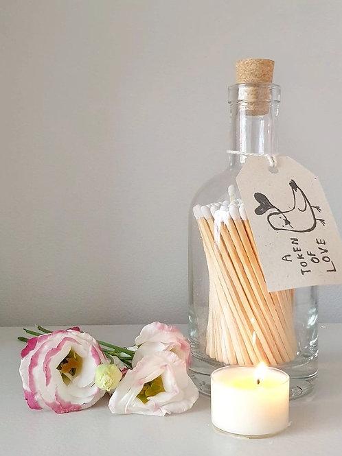 Luxury Match Bottle