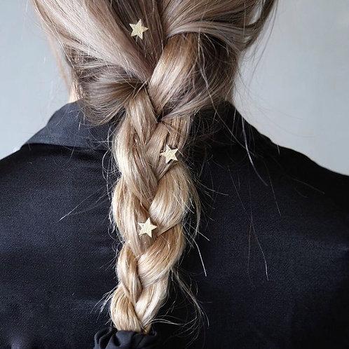 Tutti & Co. Star Hair Clip Set
