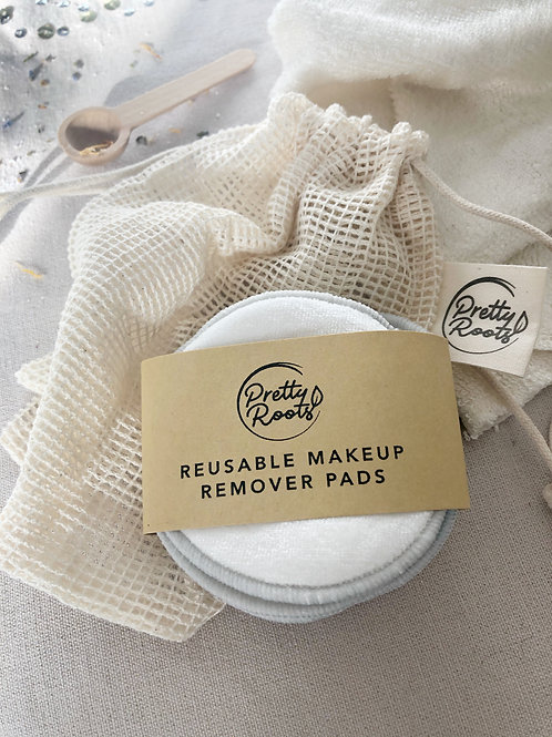 Re-useable Make-up Removal Pad Boxed Set