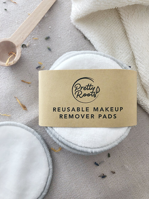 Re-useable Make-up Removal Pads