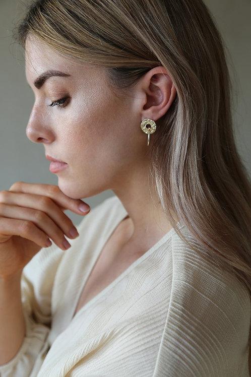 Tutti & Co. Infinity Earrings