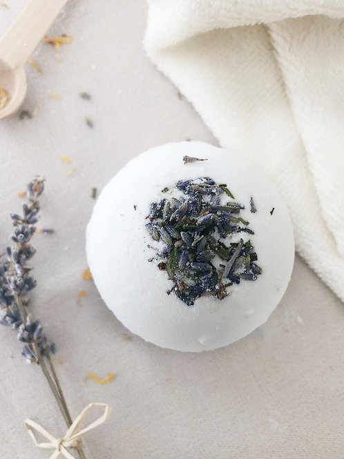 Lavender Bath Fizzy