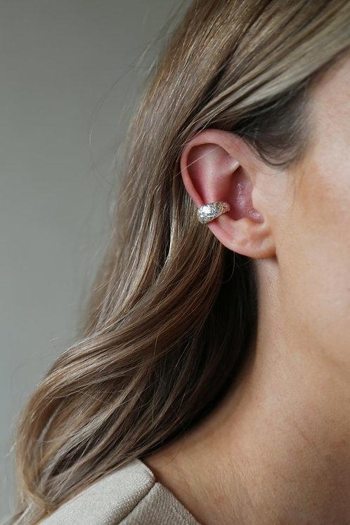 Tutti & Co. Dome Ear Cuff