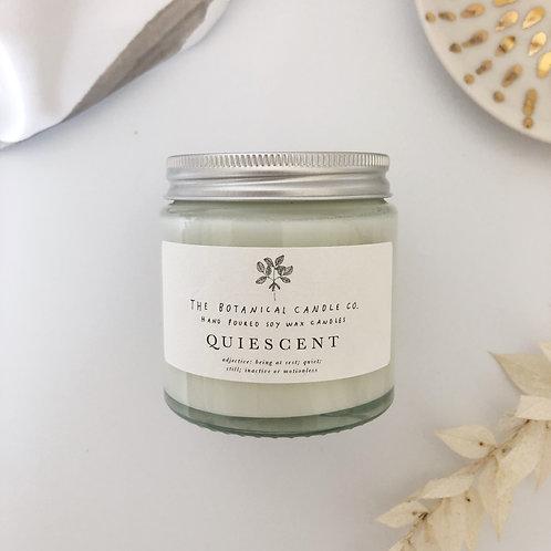 Quiescent Candle Jar