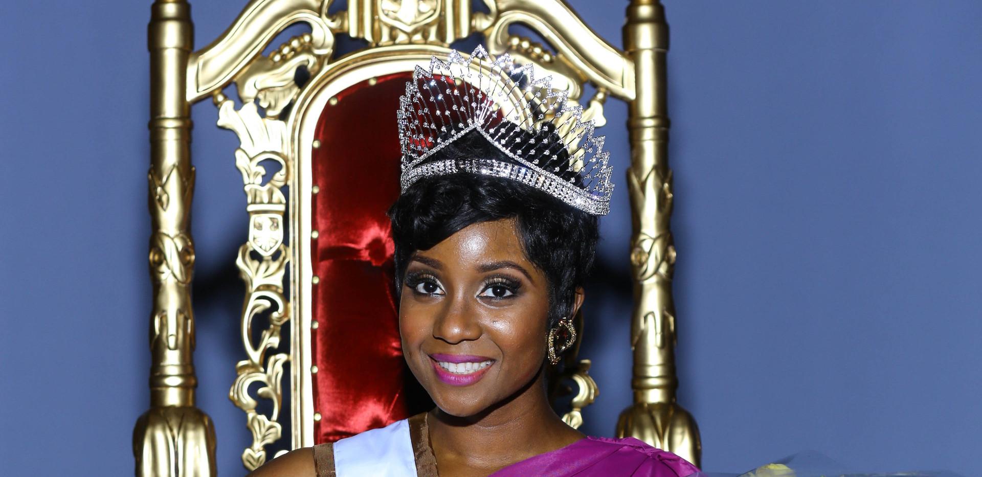 Frances Udukwu, Miss Nigeria USA 2014