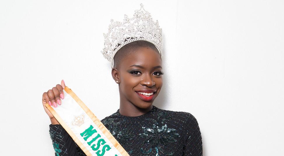 Lola Adeoye, Miss Nigeria USA 2016