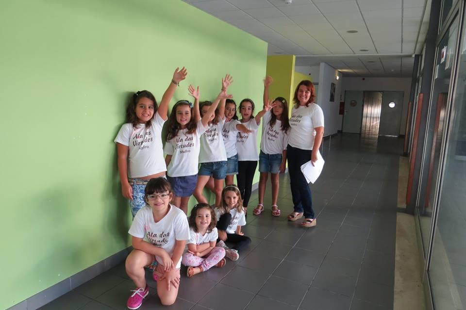 Aula para Crianças - Mafra