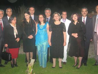 Campanha global pela libertação dos sete líderes bahá'ís injustamente presos no Irão