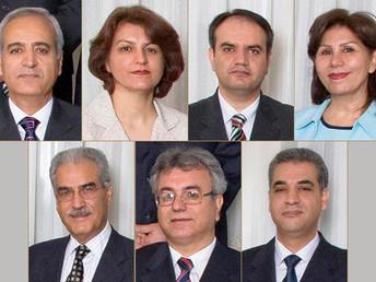 Sete dirigentes Bahá'ís detidos enviam carta ao presidente Rouhani