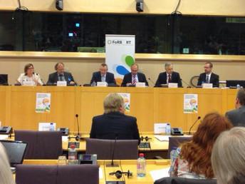 O Intergrupo do Parlamento Europeu divulga relatório anual sobre liberdade religiosa