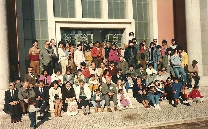 Escola de Verão em Carcavelos, 1986