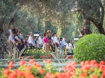 Representantes de todo o mundo, juntaram-se em Haifa, Israel, para participarem na 12ª Convenção Int