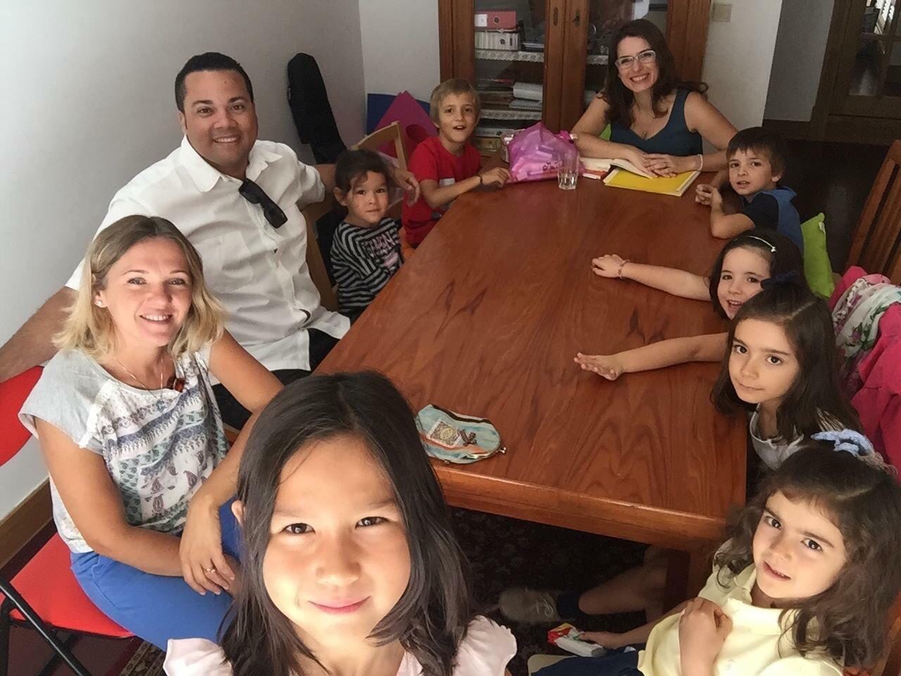 Aula para Crianças - Lisboa